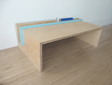 mule - coffee table - baltic ply
